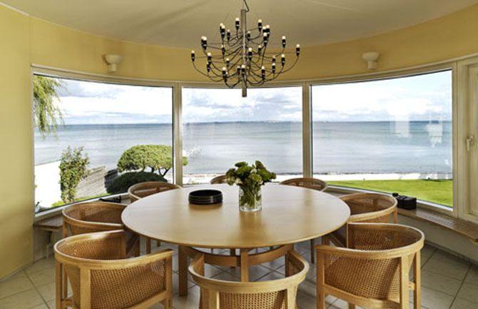 Luxury Beach House Design Contemporary Furniture Set Interior ...