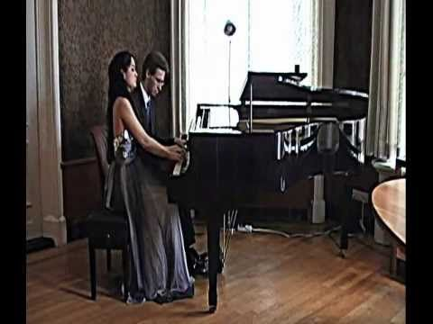 Rachmaninoff: Barcarolle opus 11 no. 1 from 'Six pieces' - YouTube