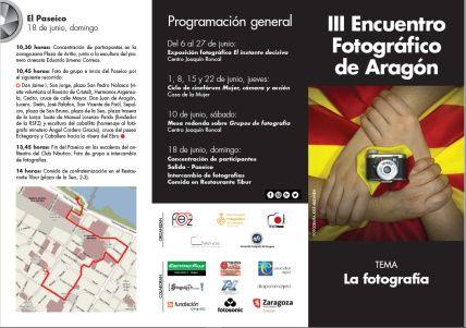 fotoencuentroaragon | Encuentro fotográfico de Aragón