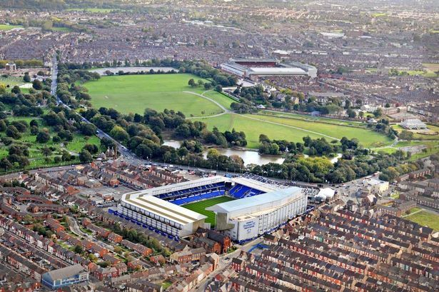 Everton F.C. - Goodison Park