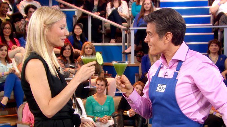 "Gwyneth Paltrow's Elimination Diet, Pt 3  Dr. Oz Show - Elimination Diet ""healthy recipes"""