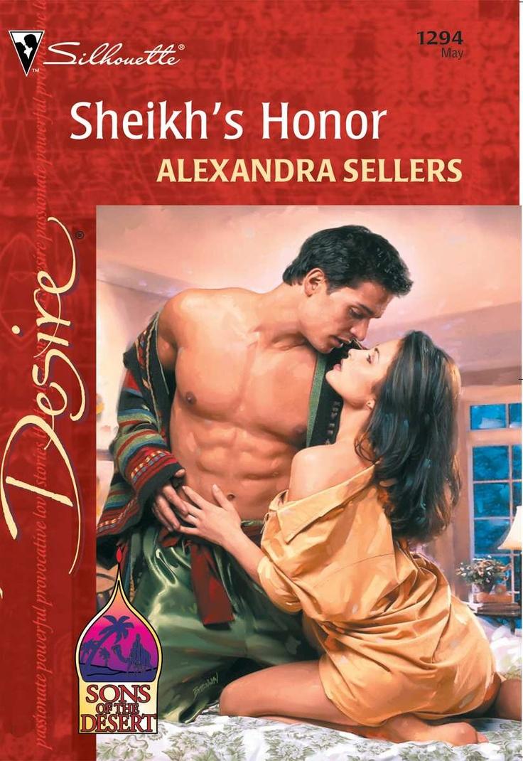 Sheikh's Honor (Sons Of The Desert) (Desire): Alexandra Sellers: 9780373762941: Amazon.com: Books