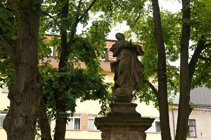 Statue of Virgin Mary (Vsetín)