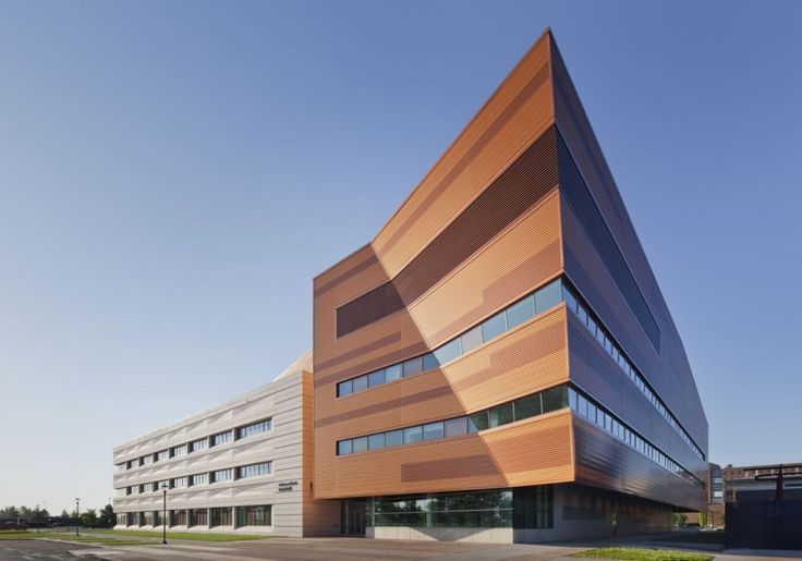 University at Buffalo School of Engineering and Applied Sciences / Perkins+Will