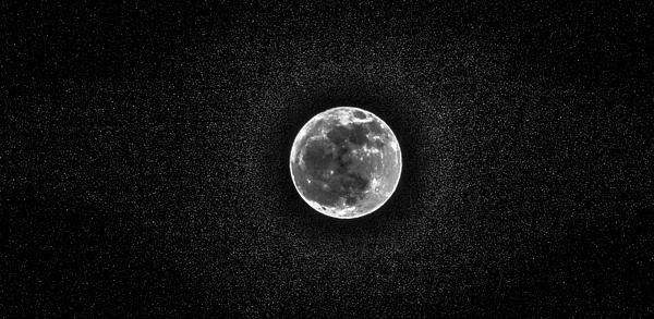 Photo of our beautiful moon . Sotiris Filippou Gallery