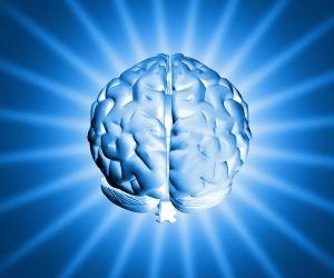 Cérebro azul
