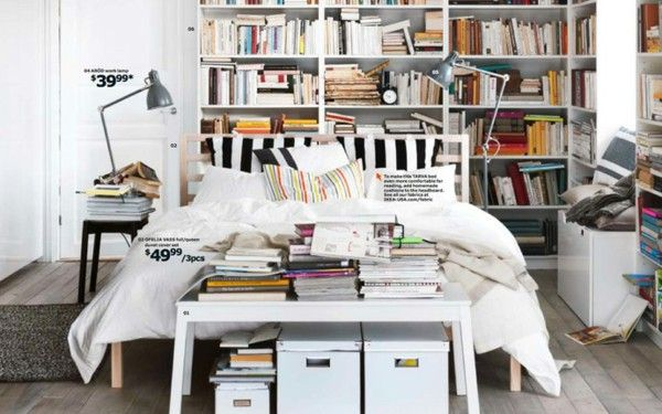 IKEA catalog trends ideas inspiration bed library