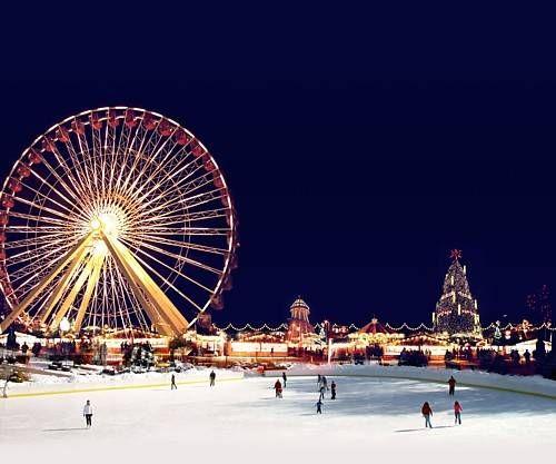 Winter Wonderland, Hyde Park, London. ~ Nov. 25- Jan. 5 ~ ice skating, Santa's grotto, rides, Christmas markets, etc.  Would love to go!