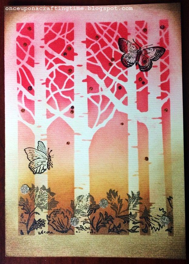 Autumn cards: