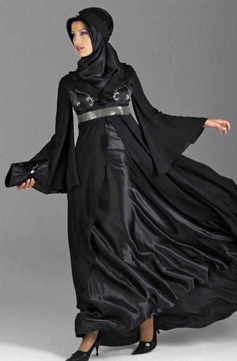 Abaya Dubai : La mode 2013 made in Emirats   Caftan4You