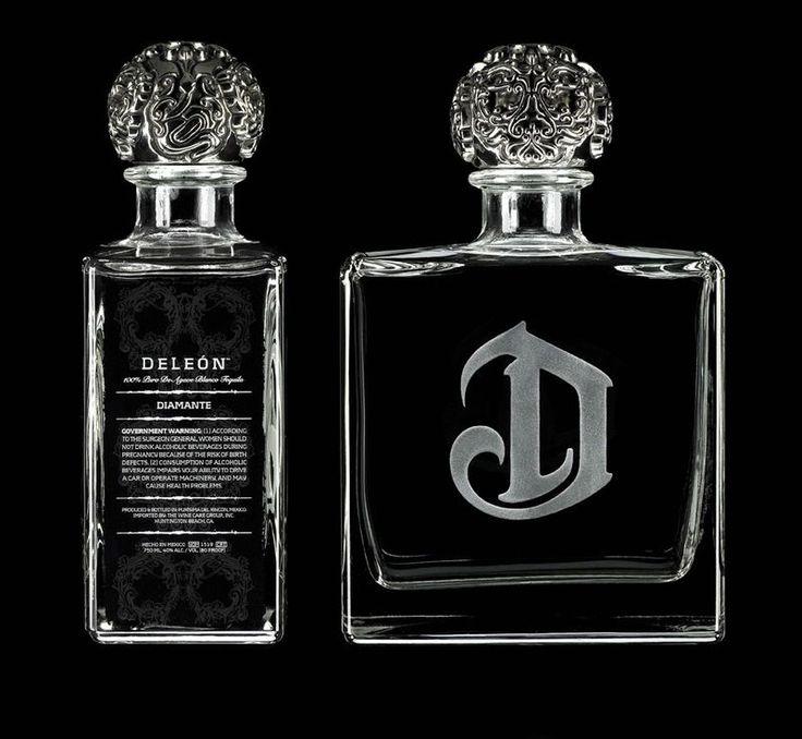 Deleon Tequila - amazing bottles