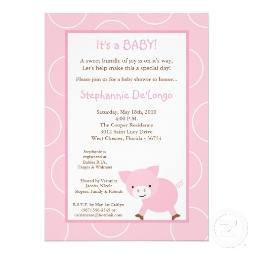 Sister in laws baby shower planning