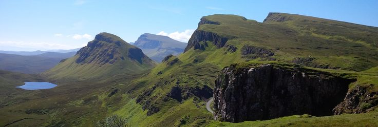Isle of Skye Discovery - Walkabout Scotland, use their intinarary for yourself??