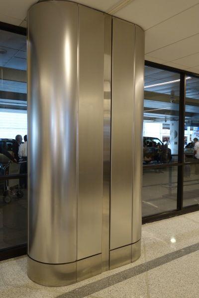 Architectural Column Covers : Interior design architecture inspiration hotel