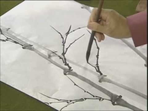 Chinese painting bamboo for absolute beginners 3/4