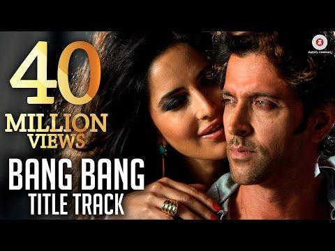 Bang Bang Title Track Full Video   BANG BANG   Hrithik Roshan Katrina Kaif   Vishal Shekhar Benny D - YouTube
