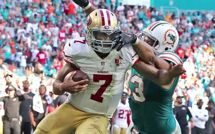Miami Dolphins linebacker Kiko Alonso, a Cuban American, was aware what San Francisco quarterback Colin Kaepernick said in defense of Fidel Castro last week and didn't like it. And he took those feeling to Sunday's game and had one of his best performance of the year.