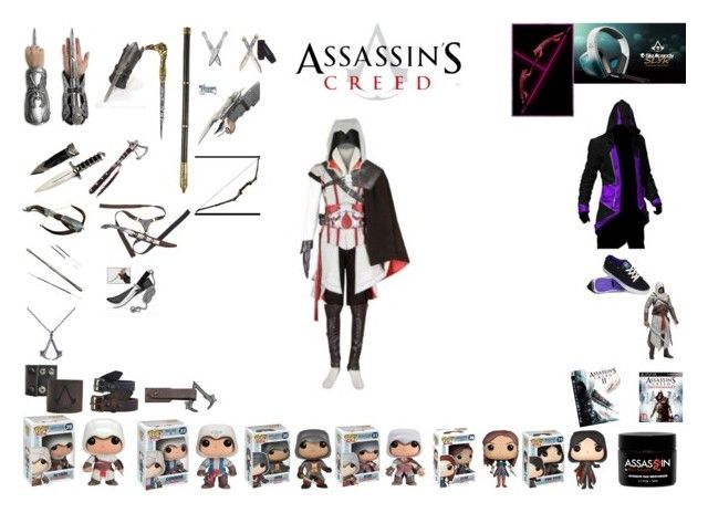ASSASSINS by mayleneholm on Polyvore featuring Billy Jealousy, Frye and Skullcandy