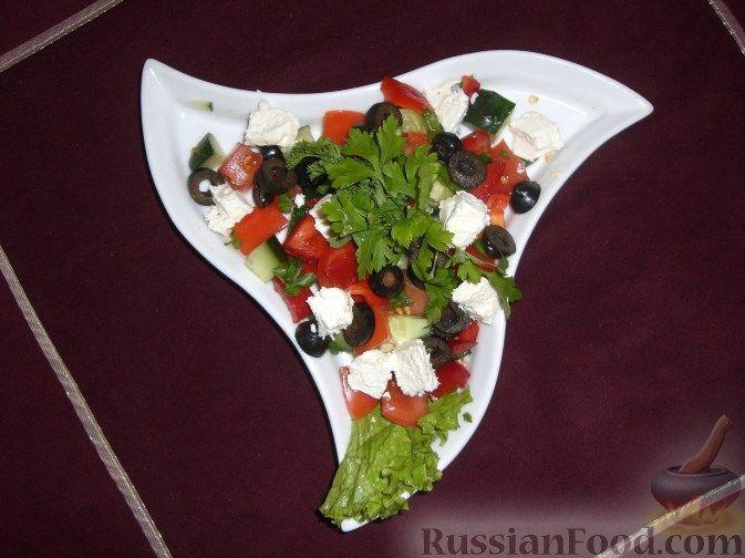 Рецепт салат поиск по ингредиентам