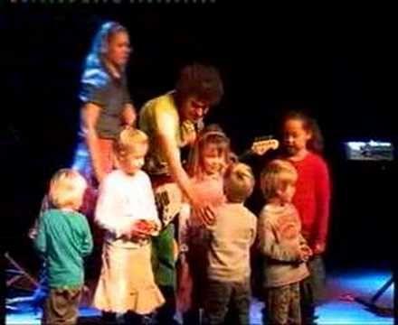 Dirk Scheele De Fruitshake Patronaat Haarlem - YouTube