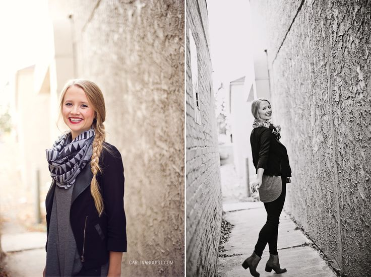 Kayla // Inglewood | Senior Portraits | Headshots | Calgary Portrait Photographer | Carlin Anquist Photography