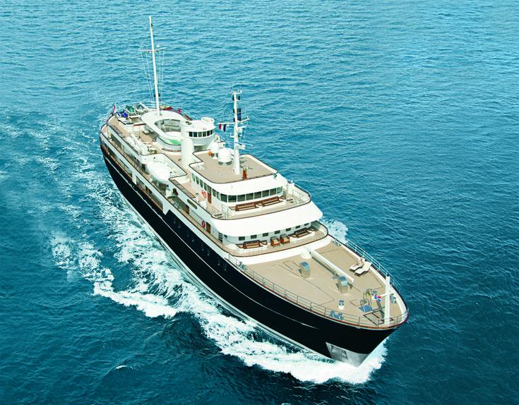 70m Motoryacht