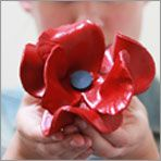 BLOOD SWEPT LANDS  AND SEAS OF RED - https://poppies.hrp.org.uk/buy-a-poppy/  A great cause and a piece of history!  Unfortunately for those like me who would have loved to purchase one....they are all sold.....