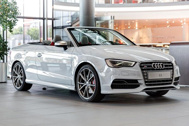 Audi S3 Cabriolet by Audi Exclusive