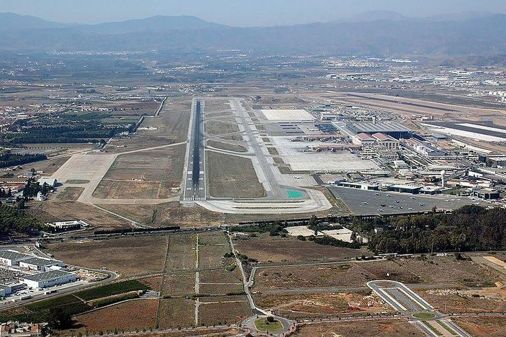 Malaga Airport - Fourth Busiest Airport In Spain