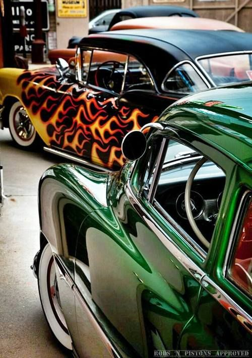 1000 Ideas About Custom Painted Cars On Pinterest