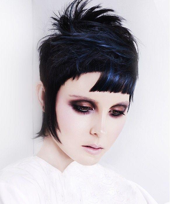 Watkins-Wright Short Black Hairstyles