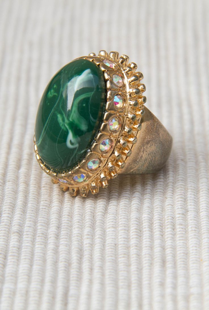 Versailles Ring from Gypsy Outfitters -  Boho Luxe Boutique