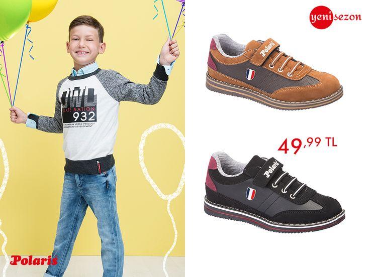 Okula dönüş yolu Polaris ile güzel!  #AW1617 #newseason #autumn #winter #sonbahar #kış #yenisezon #fashion #fashionable #style #stylish #polaris #polarisayakkabi #shoe #ayakkabı #shop #shopping #child #trend #moda #ayakkabıaşkı #shoeoftheday