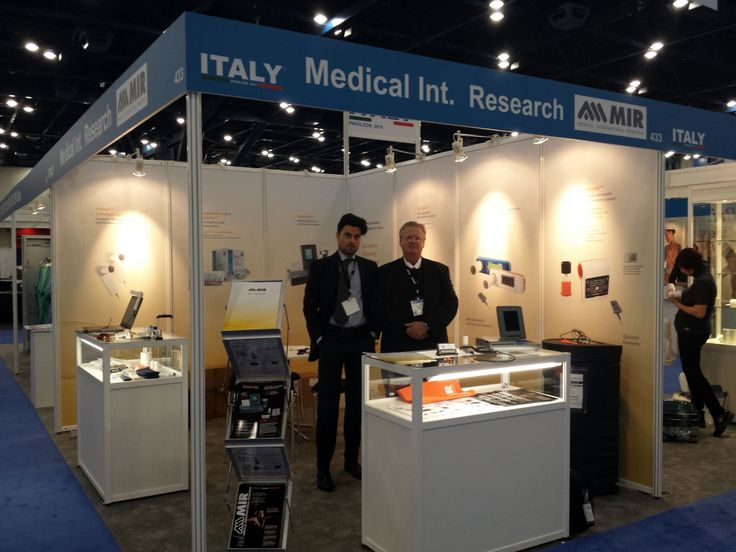 A picture of our stand at Medical World Americas, in Houston. See you next year!  #MedWorldTX #health #healthcare #events
