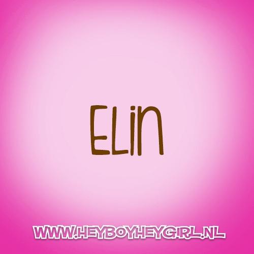 Elin (Voor meer inspiratie, en unieke geboortekaartjes kijk op www.heyboyheygirl.nl)