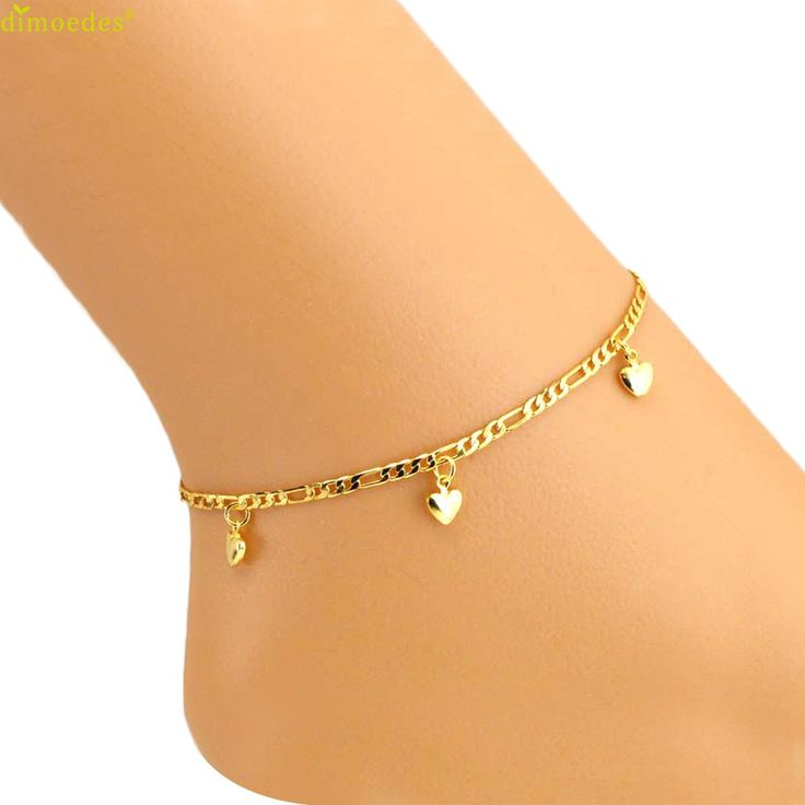 Get The Latest Fashion Jewelry  Diomedes Newest Gorgeous 1PC Solid Heart Women Ankle Bracelet Barefoot Sandal Beach Foot Jewelry Charm Chain Anklet #0224     Buy Jewelry At Wholesale Prices!     FREE Shipping Worldwide     Buy one here---> http://jewelry-steals.com/products/diomedes-newest-gorgeous-1pc-solid-heart-women-ankle-bracelet-barefoot-sandal-beach-foot-jewelry-charm-chain-anklet-0224/    #shopping