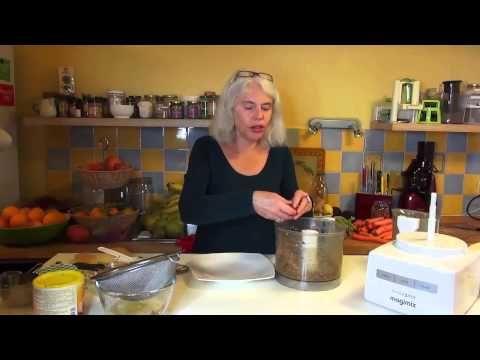 Dessert cru : bouchées sucrées | Crudivegan, la santé et l'énergie !