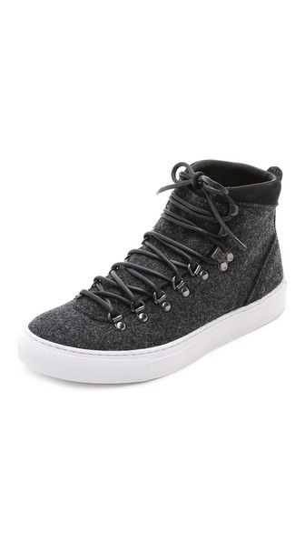 Diemme Hiker Mid Lace Up Sneakers