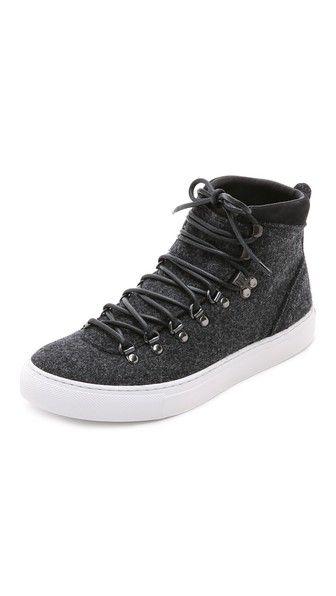 Diemme Hiker Mid Lace Up Sneakers