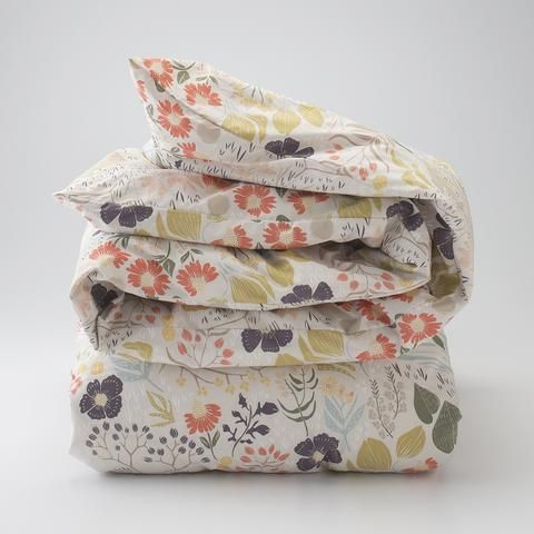 Woodland Meadow Duvet Cover