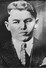 November 27, 1934  – Bank robber Baby Face Nelson (real name Lester Gillis) dies in a shoot-out with the FBI.Nelson was responsible for the murder of several people, and has the dubious distinction of having killed more FBI agents in the line of duty than any other person.