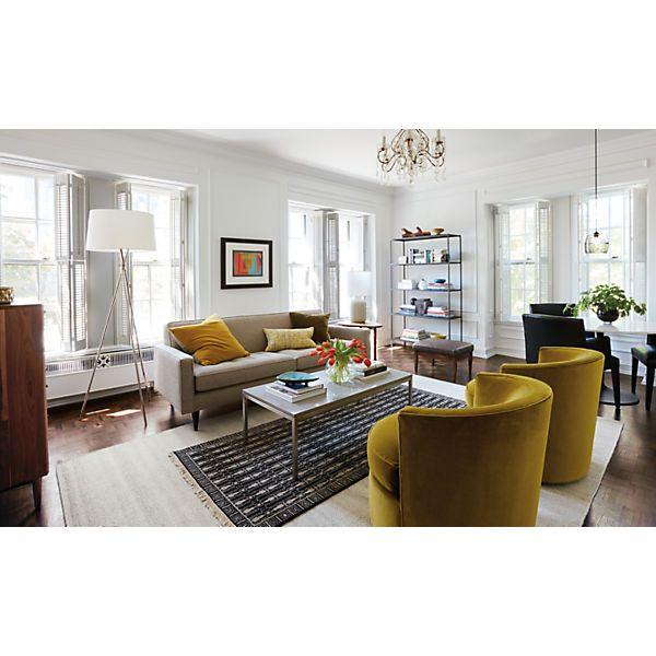 Reese Sofas. Modern Living Room FurnitureModern ...