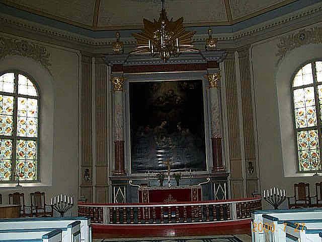 Värmland church