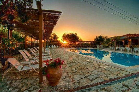 Pool , Greece , Holidays