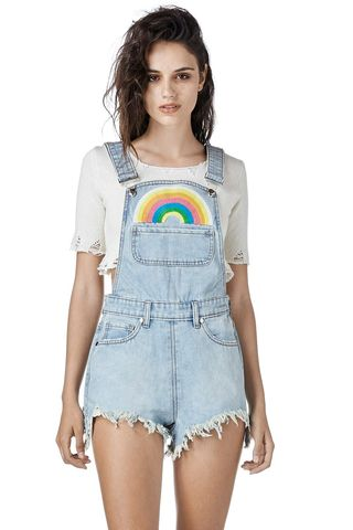 UNIF Rainbow Jumper – Eclectic Ladyland