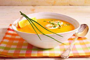 Romige wortelsoep - foodies