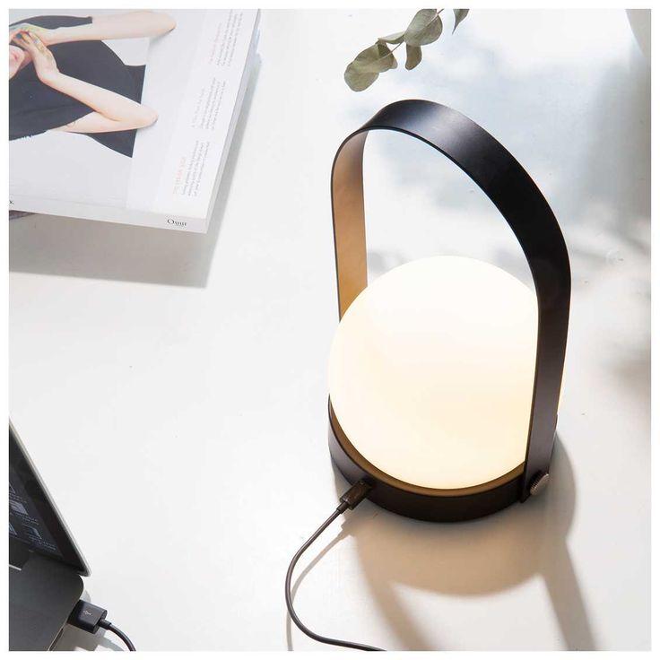 Carrie LED Tafellamp - MisterDesign