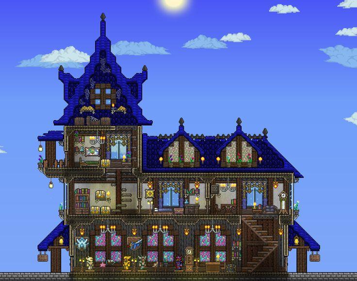 Terraria Apartment Building