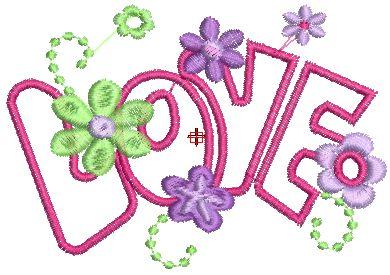 Bordados Descargar Gratis, 200,000 mil Diseños Bordados Descargar Gratis: Bordado de Flores#.VKIogAIA#.VKIogAIA
