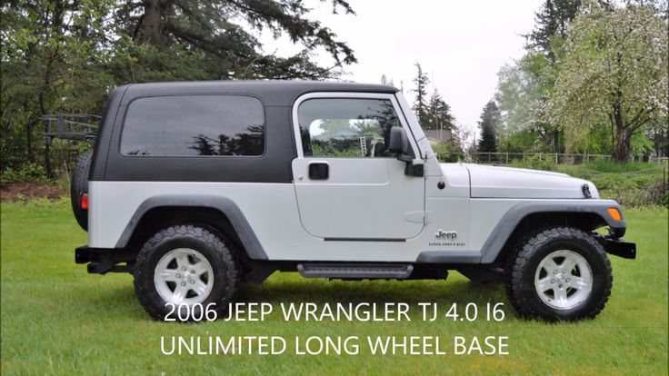 Great  Jeep Unlimited Wheelbase